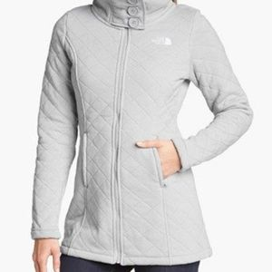 The north face Caroluna quilted jacket sz small